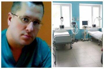 """""""Ми камікадзе"""": лікарі-колеги жертви вірусу розповіли, що діється в лікарні Одеси"""