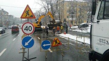 ремонт трубопровода