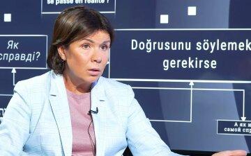 Ставнийчук рассказала о заявлениях власти: «Ложь как бы сопровождает это все»