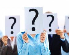 знак вопроса-люди-человек