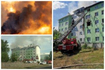 Взрыв в многоэтажке под Киевом: под завалами нашли тело ветерана АТО