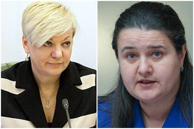 Скандальные подробности рефинансирования банков, связанных с Гонтаревой и Маркаровой: «Помогают украсть деньги»