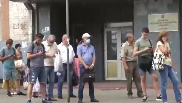 украинцы, карантин, лето