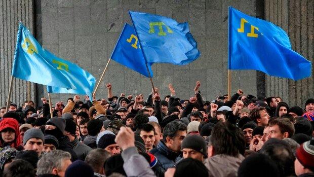 крым_протест