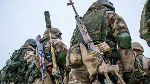 """Група російських військових прибула на Донбас, тривожні дані: """"диверсанти, снайпери і..."""""""