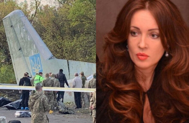 """""""Сделать служебным"""": волонтер предложила украинским чиновникам на себе проверить надежность """"АН-26"""""""
