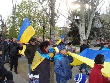 Школярі переконали чиновників поставити пам'ятник АТОвцям (фото)
