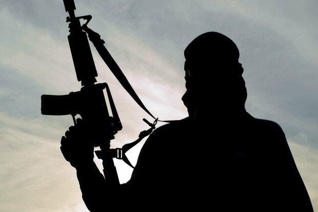 ИГИЛ, террорист, боевикк