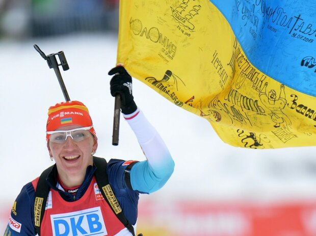 Украина на зимних играх