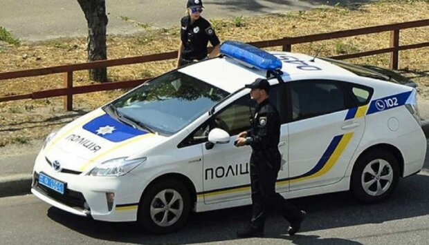 полиция, киев