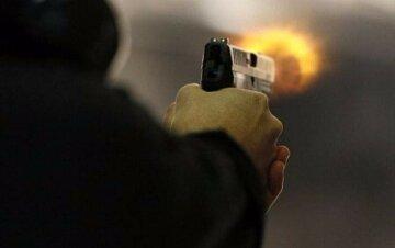 перестрелка, стрельба, стрелять