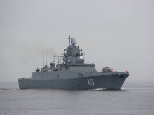 Фрегат РФ Адмирал Горшков