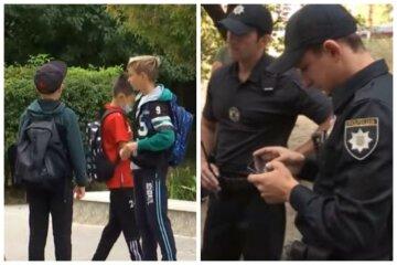 """Скандал в киевской школе: школьник обвинил учителя в избиении, фото """"побоев"""""""