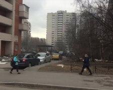 Взрыв дома Петербург