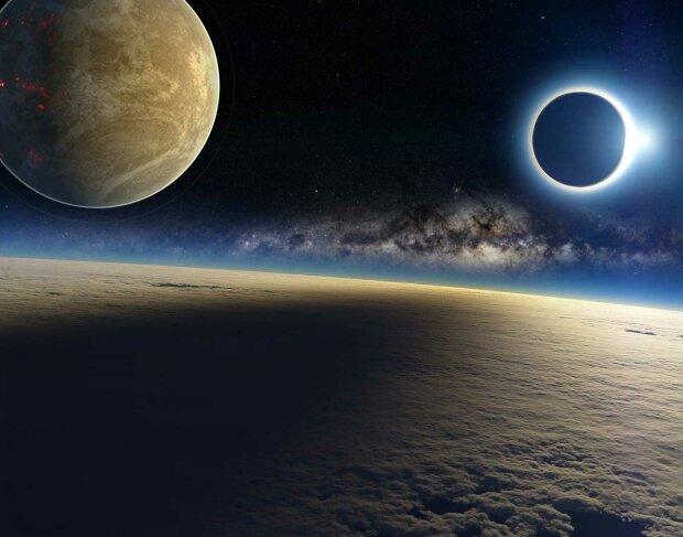 Венера, планеты, космос