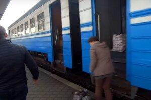 электричка, поезд, харьков, вокзал