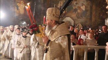 Великдень, літургія, богослужіння