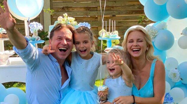 """Счастливая Лилия Ребрик похвасталась пополнением в семье, фото: """"Нас теперь пятеро, как назвать?"""""""