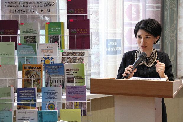жена Вячеслава Кириленко