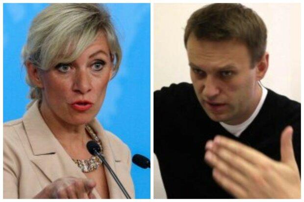 """Скандальная Захарова обвинила Берлин во лжи по делу Навального: """"Обслуживает грязную возню"""""""