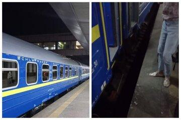 """""""Пассажирам пришлось делать шпагат"""": Укрзализныця вляпалась в скандал с новым поездом, видео"""