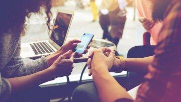 телефон, смартфон, люди, Android