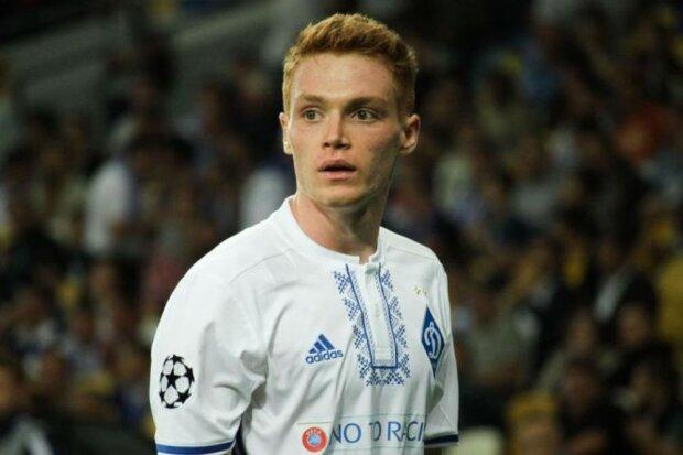 Виктор Цыганков, Динамо