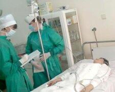 больница отравление