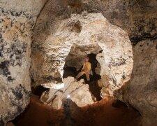 крым, пещера, ученые, археологи