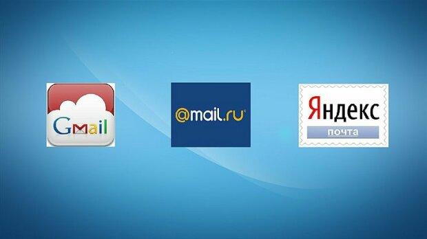 gmail_mail_ru_yandeks