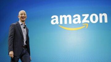 Глава Amazon за час потерял три миллиарда долларов