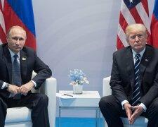 Трамп и Путин,
