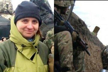 """""""Скрывала до последнего"""": украинка спасала бойцов ВСУ на Донбассе, будучи на 8-м месяце беременности"""