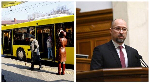 Украинцев отпустят с карантина, общественный транспорт вернут: срочное заявление премьера