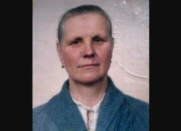 83-летняя украинка исчезла без вести после богослужений на Пасху: важна любая информация