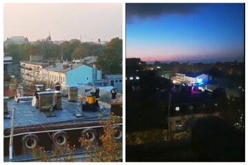 Карантин вихідного дня в Одесі: вечірки влаштовують прямо на даху будинків, відео розваг