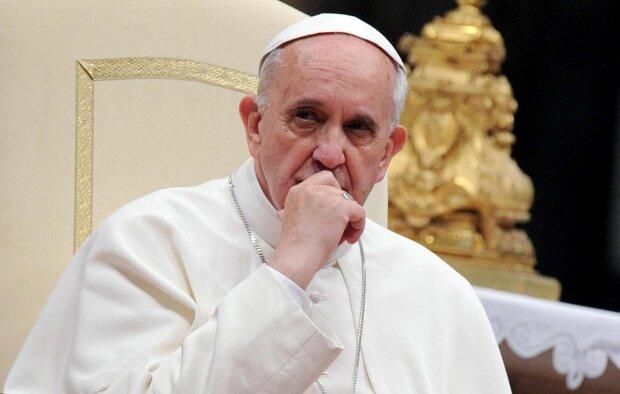Жахлива подія змусила Папу Римського згадати про Україну