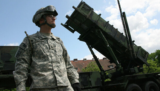ракеты сша патриот