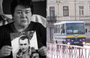 """Маршрутник три роки знущався з мами полеглого на Донбасі Героя, жінка не стерпіла: """"Що я йому зробила?"""""""