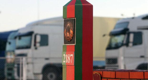 Беларусь-граница