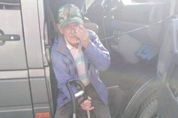 "Водитель маршрутки напал на пенсионера, видео: ""иди отсюда, задолбал"""