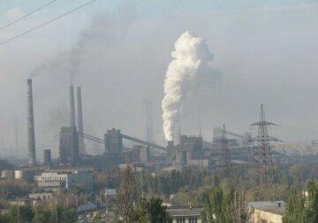 промисловість, Екологія, викиди