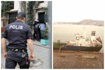 Корабель з українцями затримали в турецькому порту, люди заарештовані: перші деталі