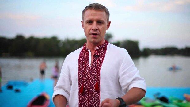 глава Вышгородской РГА Александр Горган