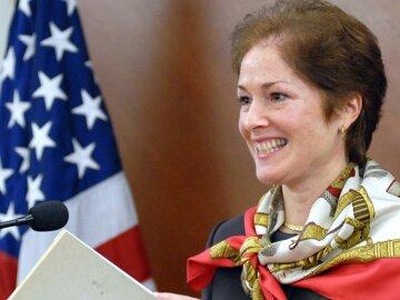 US new ambassador to Armenia Mary Yovanovich