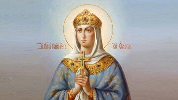 Віруючі Української православної церкви вшановують пам'ять покровительки Русі - святої княгині Ольги