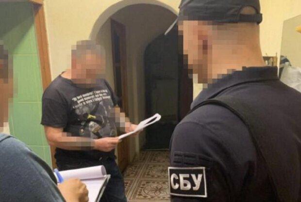 """Фанат """"руського миру """"активізувався в Одесі, фото: """"агітував за"""" ОНР """" і..."""""""