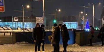 Біля метро в Харкові знайшли тіло людини: з'явилися моторошні кадри