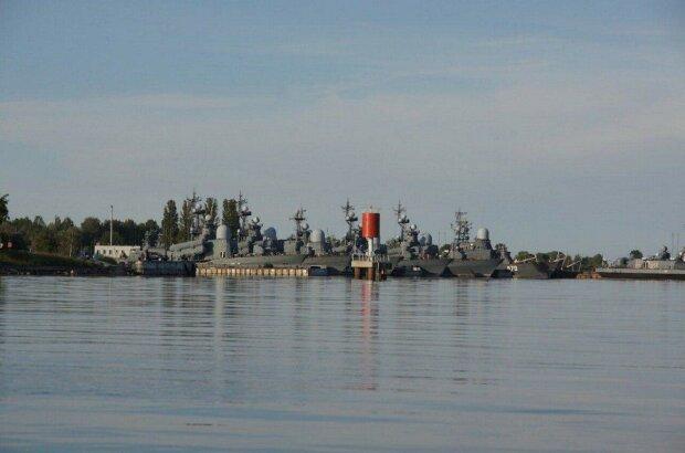 корабли россия