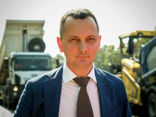 На строительство дорог привлечено 900 млн евро от ЕБРР и ЕИБ – советник премьера Голик